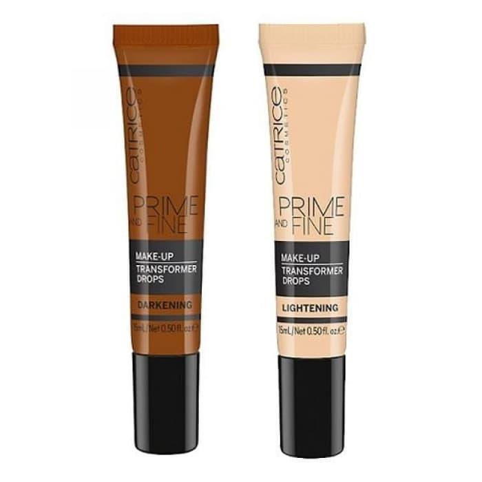 CATRICE Prime & Fine Makeup Transformer Drops Bestseller