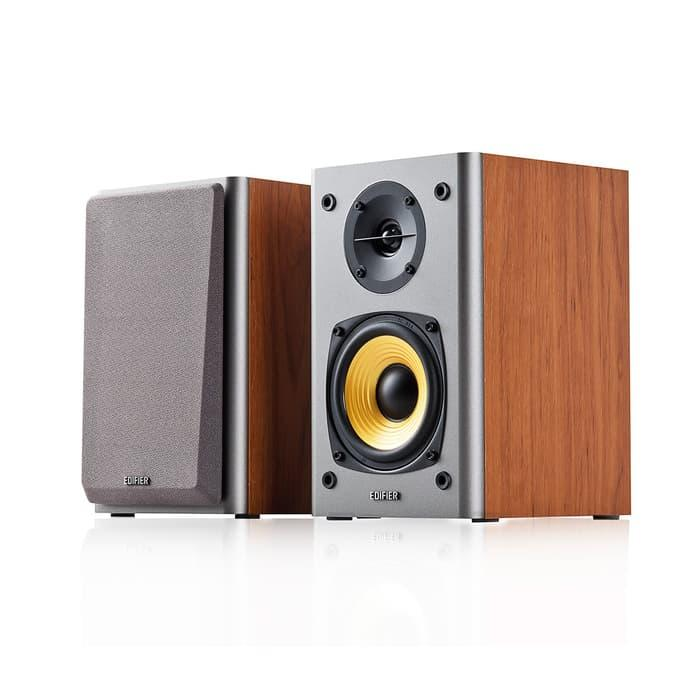 Edifier R1000T4 Multimedia 2.0 Speaker 4 inch BASS DRIVER