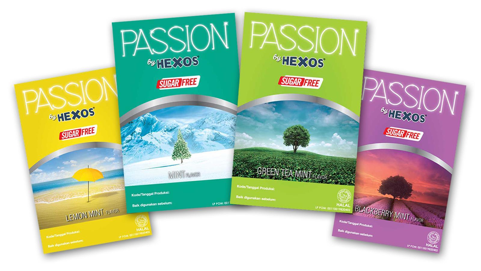 (6 PCS) HEXOS SUGAR FREE permen pelega tenggorokan produksi KONIMEX