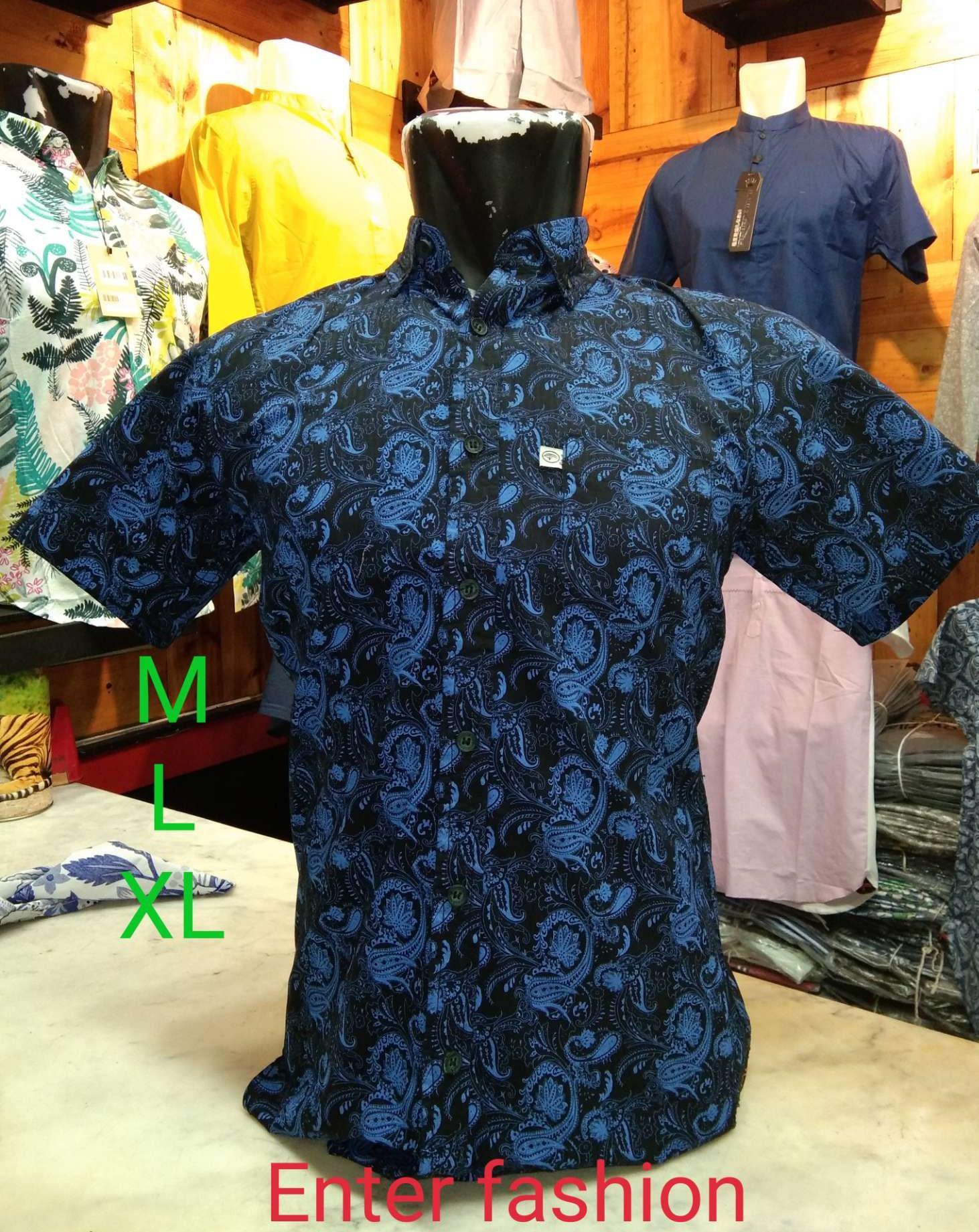Kameja batik Now