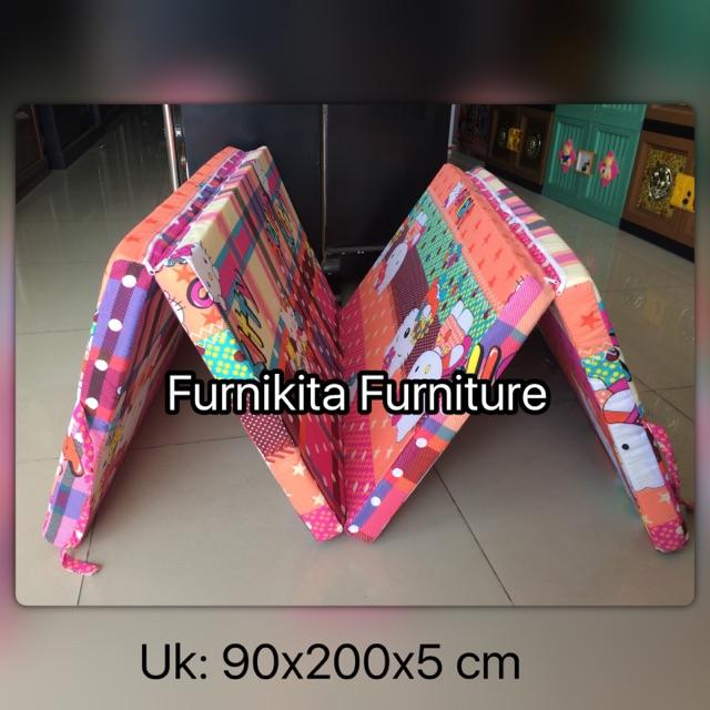 Kasur Busa Lipat Inoac 90x200x5 Cm By Furnikita Furniture.