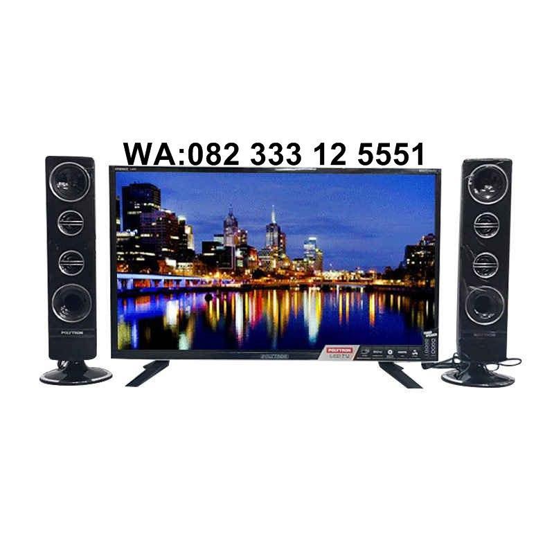 POLYTRON Cinemax Wave PLD-32T1506 TV LED Bundling SPKT0932 Speaker [32 Inch]