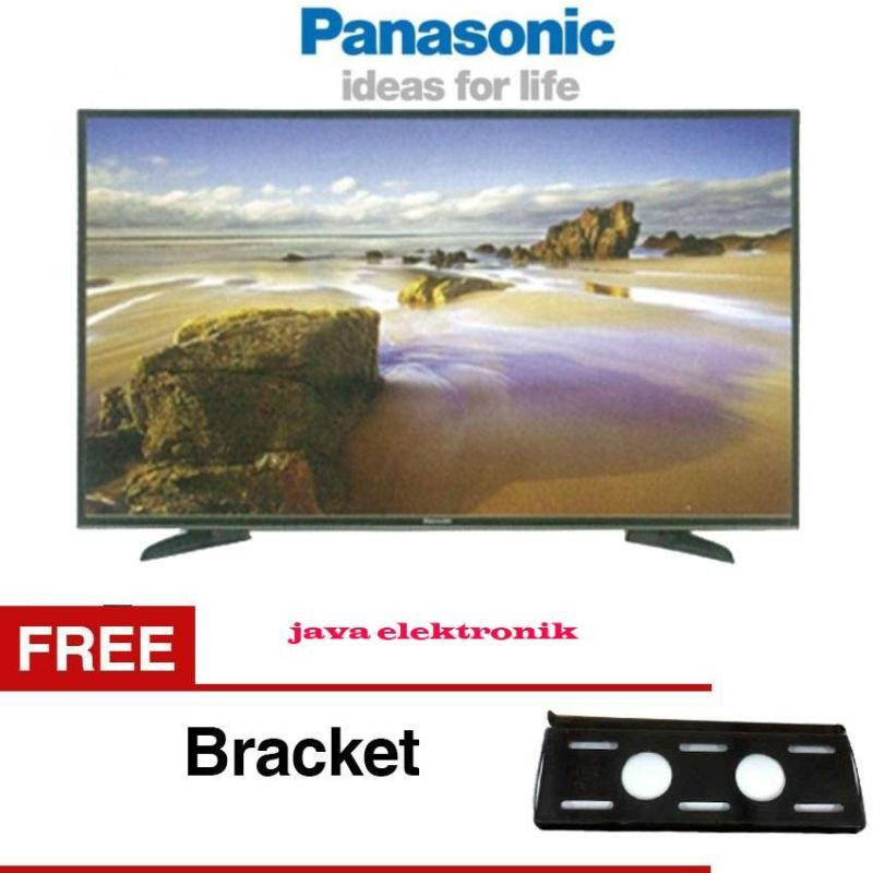 Free Bracket - Led TV Panasonic 32 Inch TH-32F302G - USB movie 32F302 garansi resmi