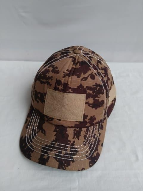 Best Seller!! Topi Velcro Loreng Pramuka Digital - ready stock