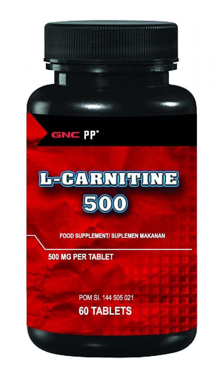 Gnc Acetyl L Carnitine 500 60 Kapsul Daftar Harga Terbaru Dan Myprotein Mg Isi 180 Tablets Import From Uk Pp Tablet Salut Selaput 987412