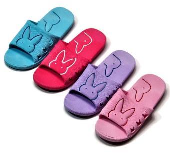 Pencarian Termurah Termurah-Jelly Sandals Sandal Jelly Wanita Best Bunny Sandal Anti Licin EUR90 harga penawaran - Hanya Rp17.673