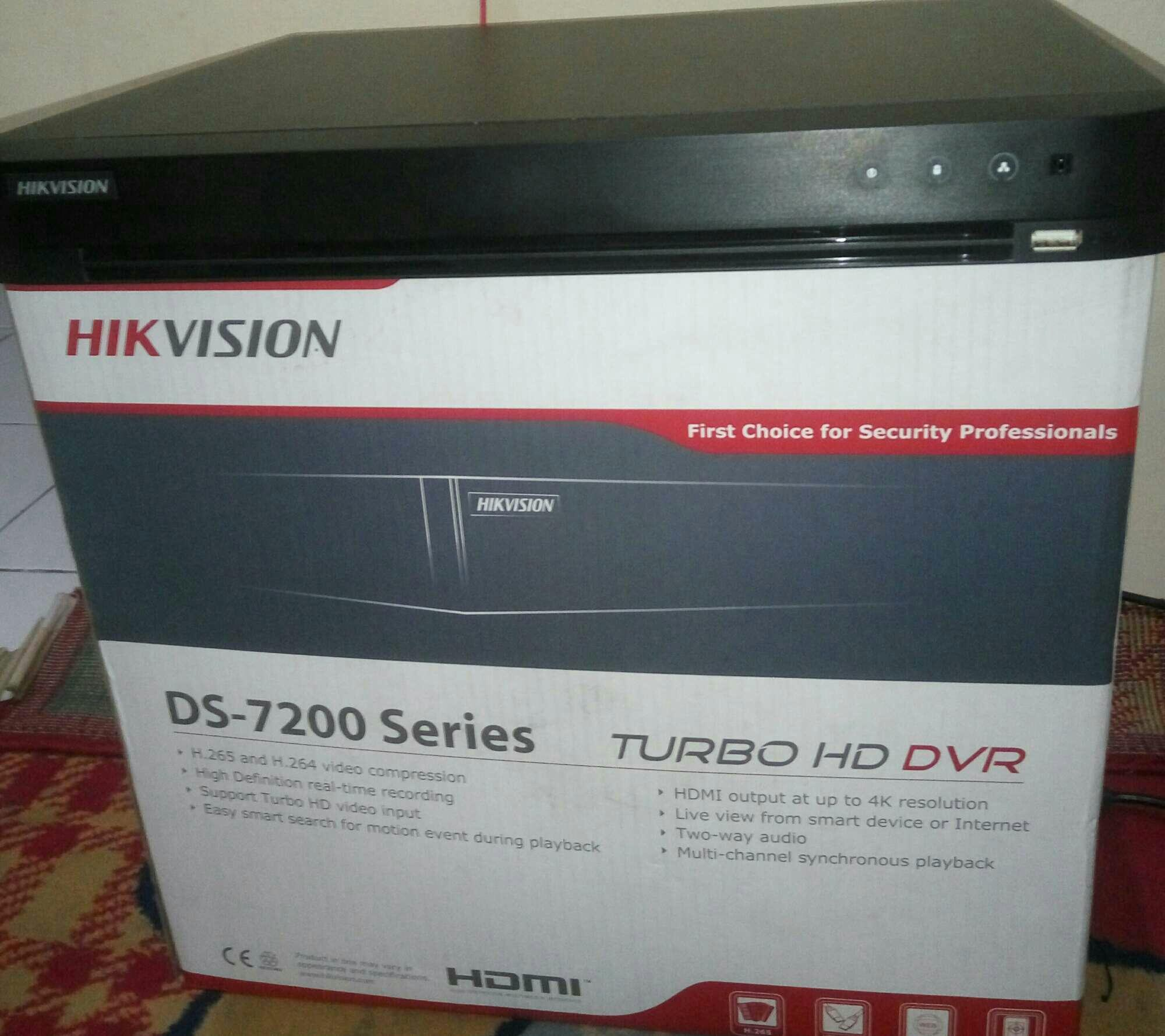 Buy Sell Cheapest Dvr Hikvision Turbo Best Quality Product Deals Medusa Ds 7208hqhi F1 N 8ch 1080p Hitam Hd 8 Ch