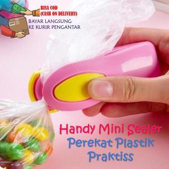 OBRAL!! Handy Mini Sealer Perekat Plastik Elektrik