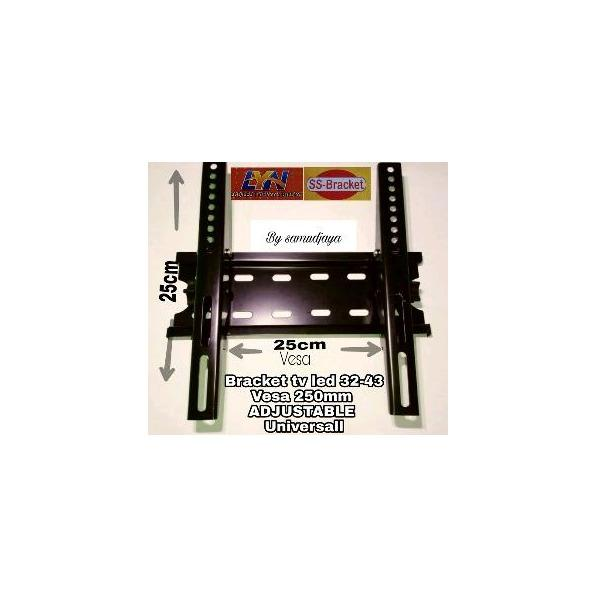 BRACKET TV LED LCD 17-43 INCHI