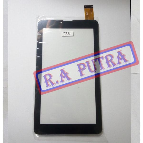 Ts Touchscreen Mito T66 T 66 Layar Sentuh Original