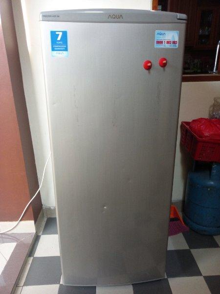 freezer aqua aqf - s6