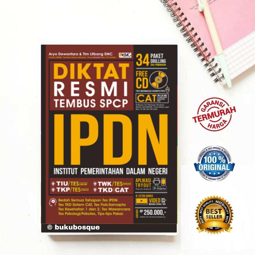 Promo Buku Diktat Resmi Tembus IPDN