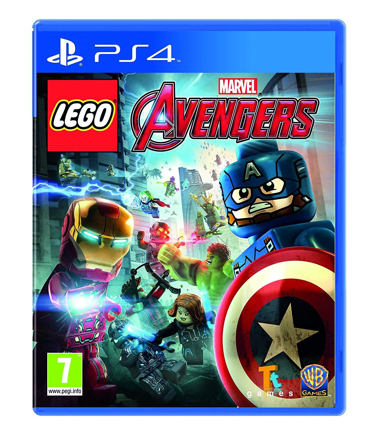 Buy Sell Cheapest Ps4 Marvel 39 Best Quality Product Deals Vs Capcom Infinite Reg 3 Sony Lego Avengers Playstation 4