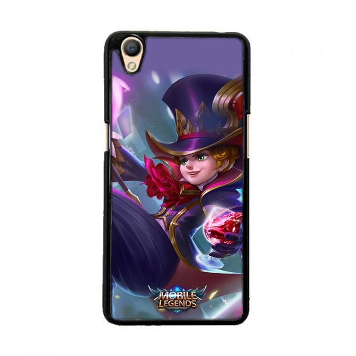 Mobile Legend Harley Mage Genius U0263 Custom Hardcase Oppo Neo 9 Case Cover