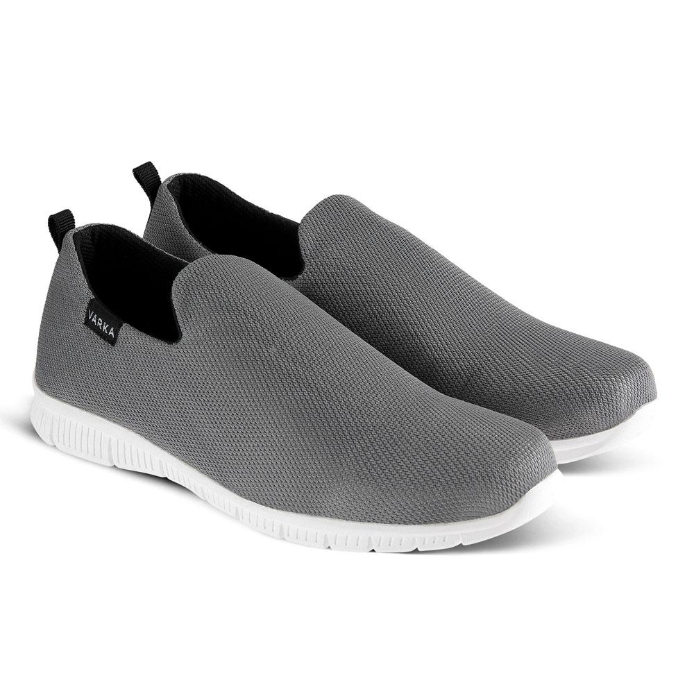 Sepatu SlipOn 035 Sepatu Sneakers Kasual Pria bisa untuk jalan santai  sekolah kuliah kerja 58d467e0ff