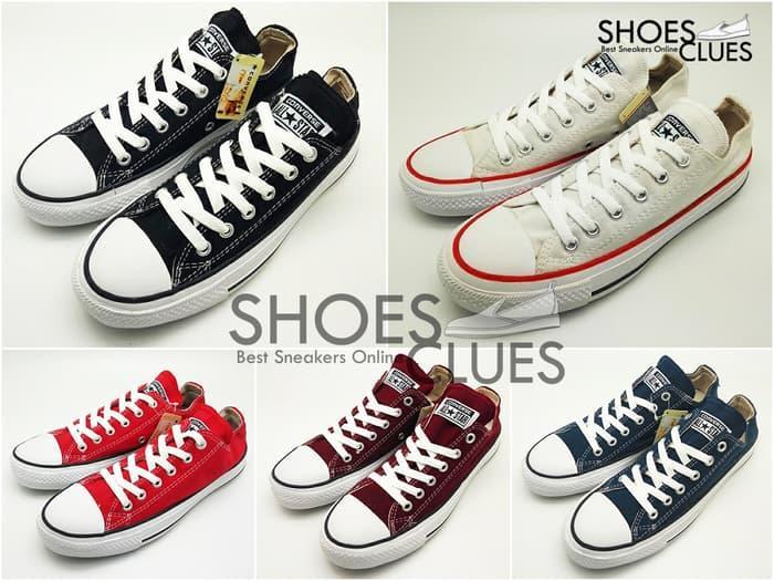 ORIGINAL!!! Jual Sepatu Converse All Star REAL PIC High Quality Harga Grosir - Hitam, 36 - 4ASaOq