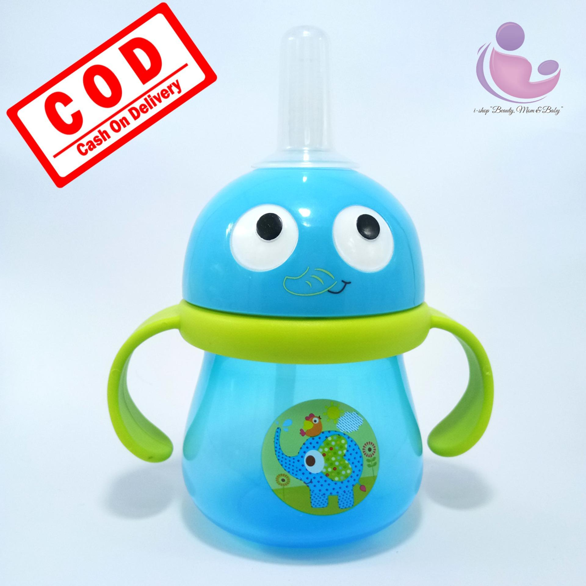 Buy Sell Cheapest Training Cup With Best Quality Product Deals Straw And Handle Ninio Botol Minum Shop Baby Safe Cangkir Bayi Dengan Sedotan 125