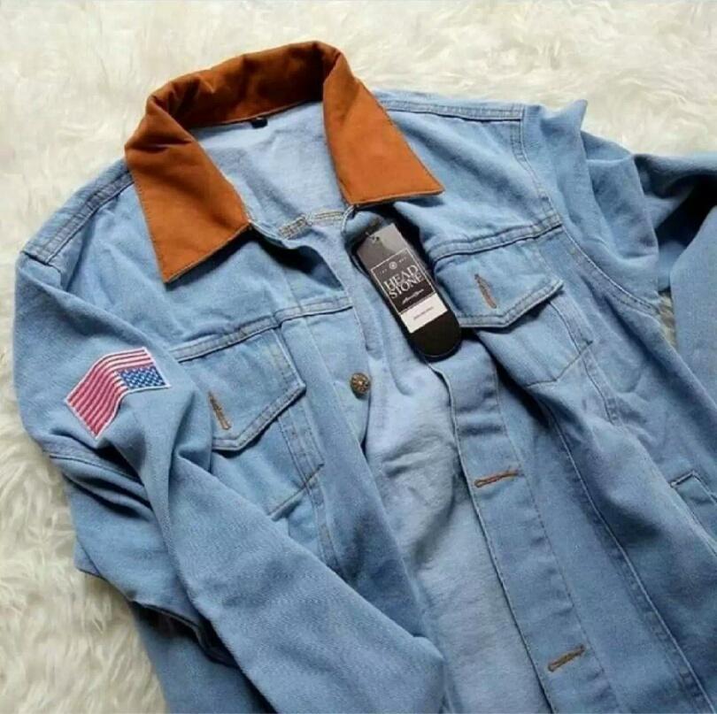 Jaket Jeans Dilan 1990 Jaket Jeans Pria Jaket Dilan