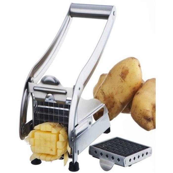 PROMO!!! Potato Chipper Pemotong Kentang Model KFC Cyprus AD1250 K  - bL4ExR