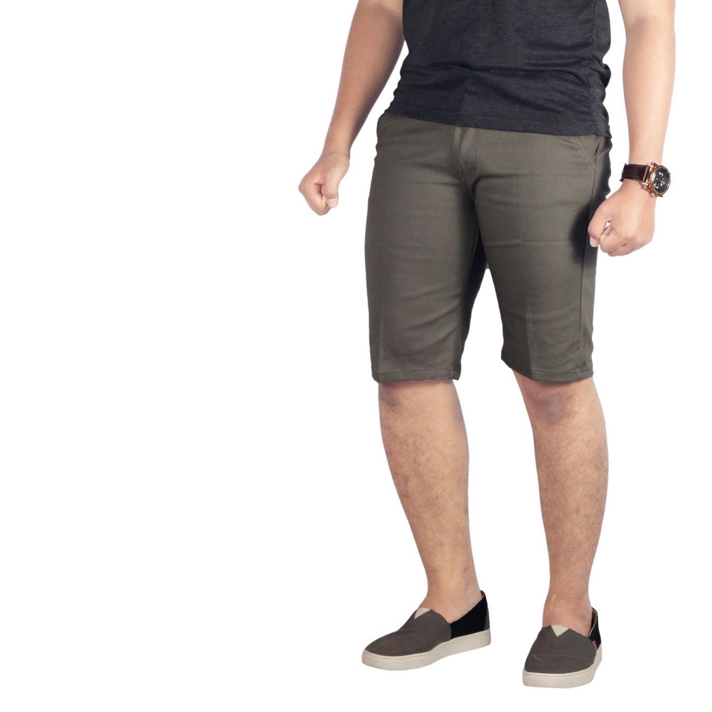 Bsg_Fashion1 Celana Pendek Hitam Polos Distro Import/ Celana Skinny/Celana Pants/Celana Santai/Celana Casual/Celana Motif/Celana Polos/Celana Pria/Celana Cino/Celana Pantai/Celana Denim/Celana Jeans / CELENA ARMY/ CELANA PANTAI  GN 5539
