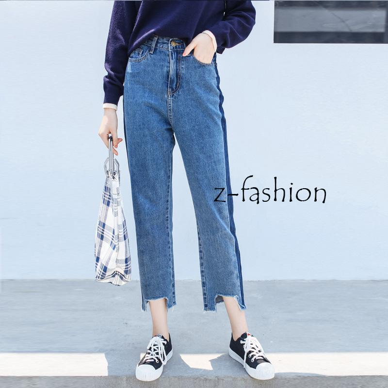 Ab Fashion Wanita - Celana Jeans Wanita - Denim Jeans - Premium Quality - Boyfriend Jeans