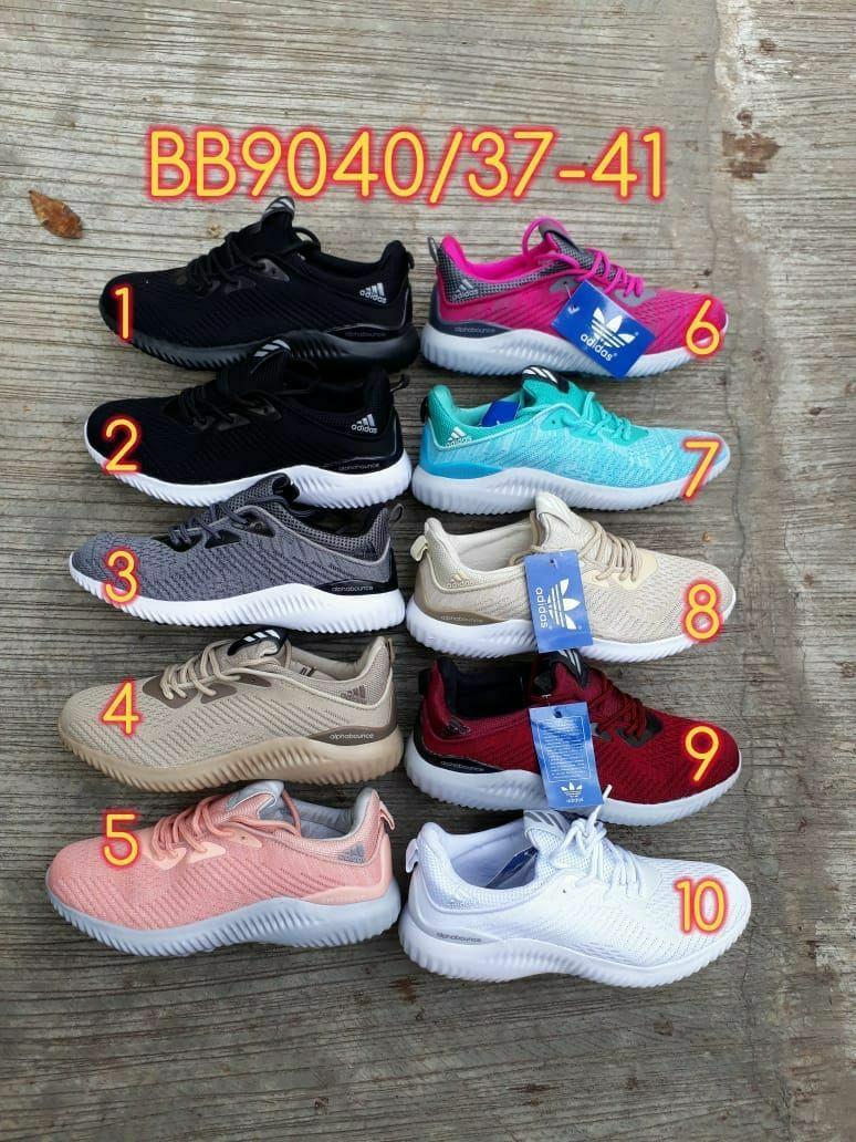 Sepatu Adidas Alphabounce Wanita