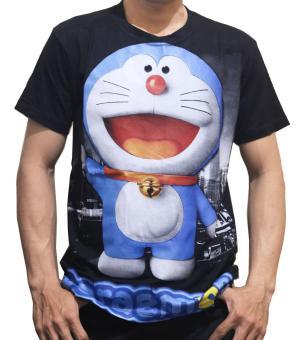 Harga preferensial Cikitashop - Kaos T-Shirt Distro / Kaos Pria / T-Shirt Pria Anime Premium Doraemon terbaik murah - Hanya Rp24.098