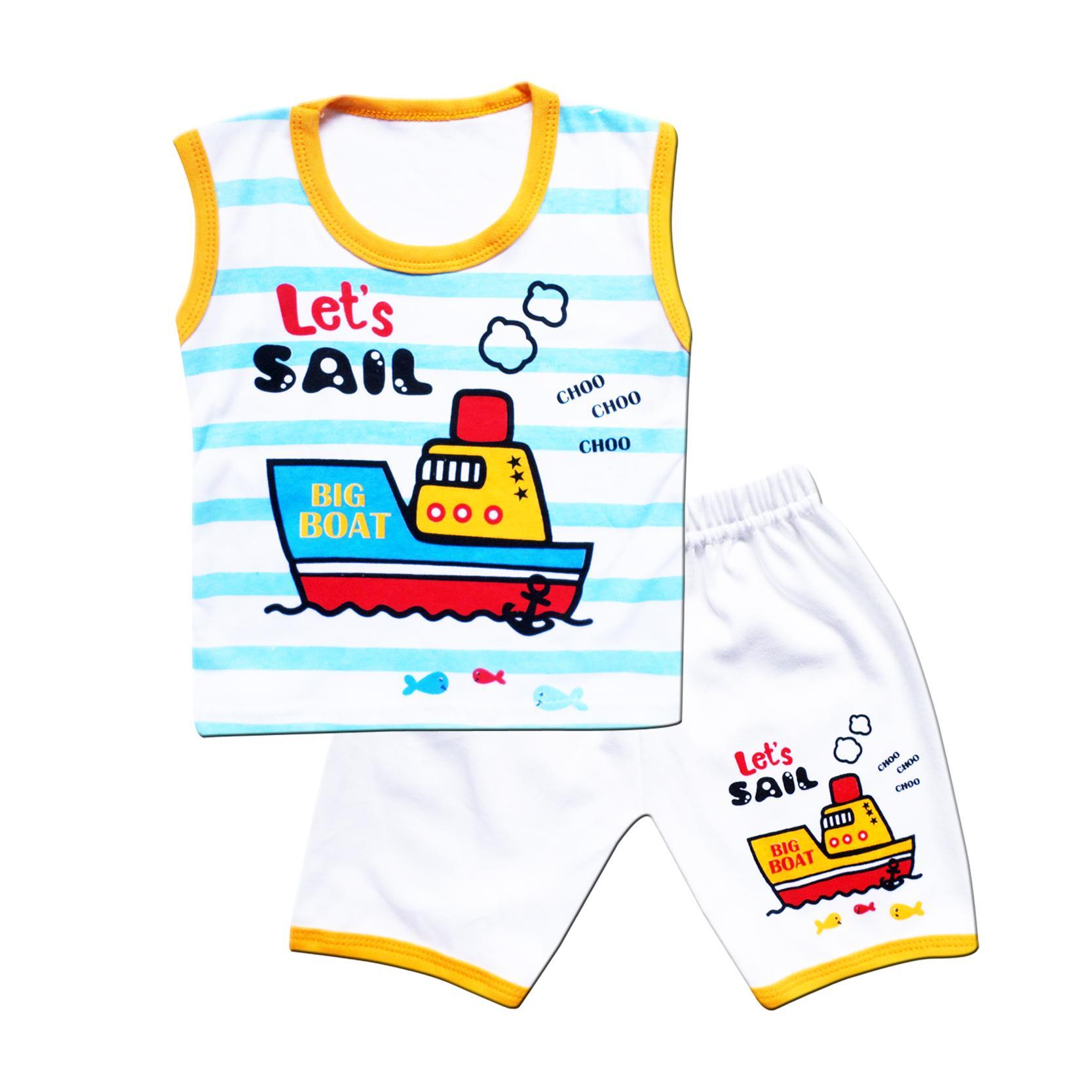 ... Singlet Anak Bayi Laki Laki Setelan Kaos 2788IDR29900. Rp 29.900