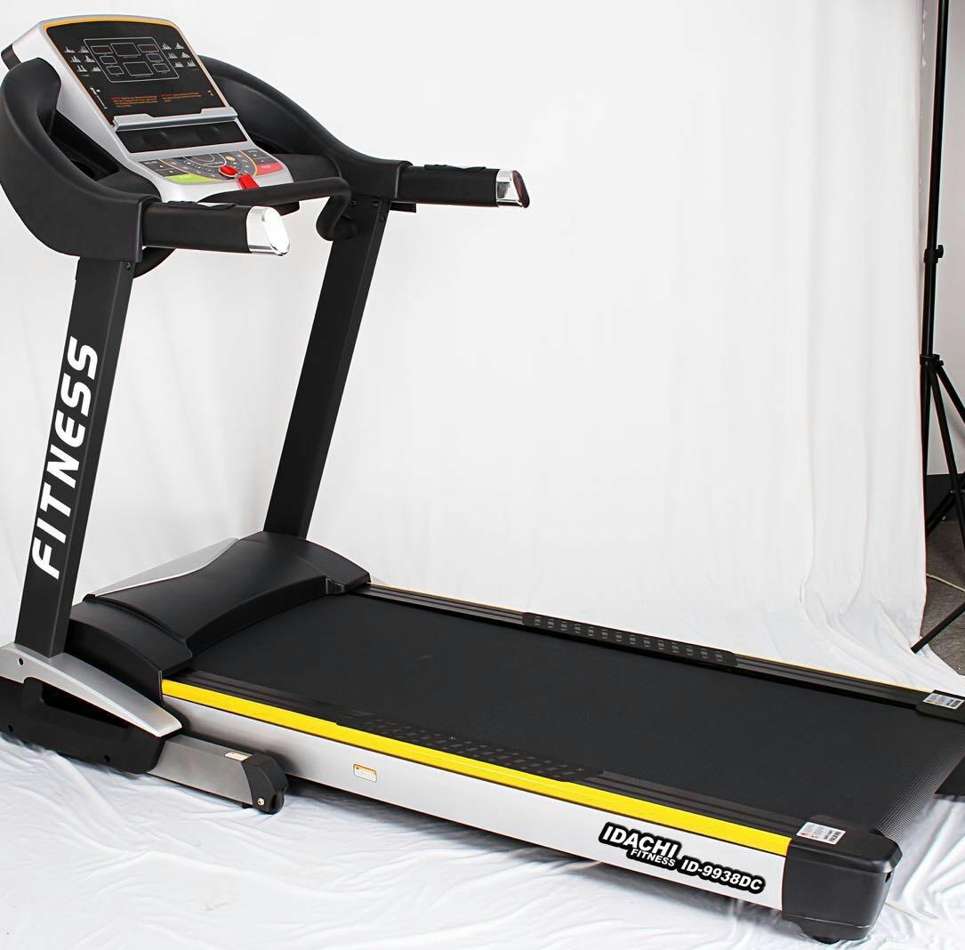 IDachi Motorized Treadmill ID9938DC Multicolor