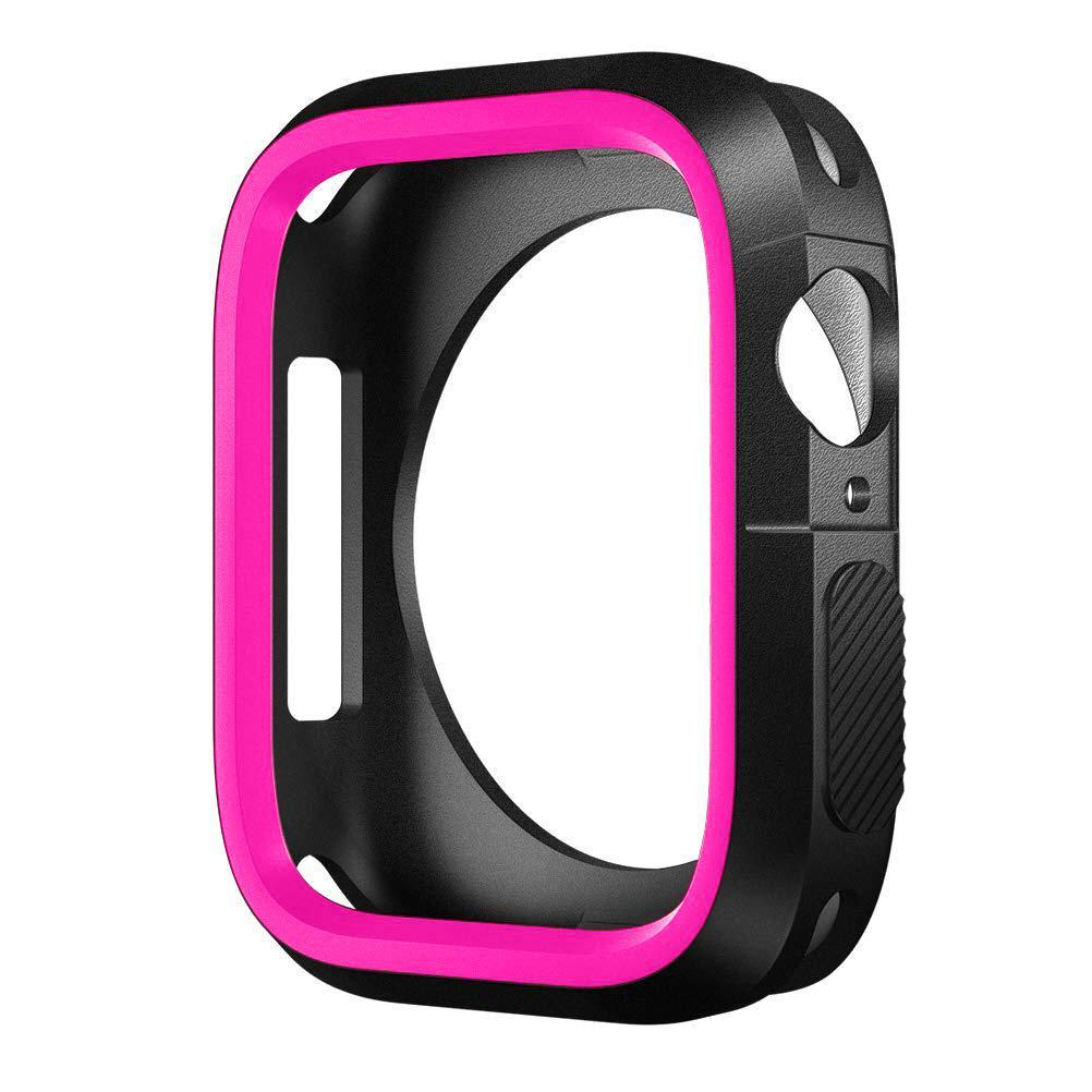 Sport Bumper Case For Apple Watch Series 4 40mm By Laqu Shop.