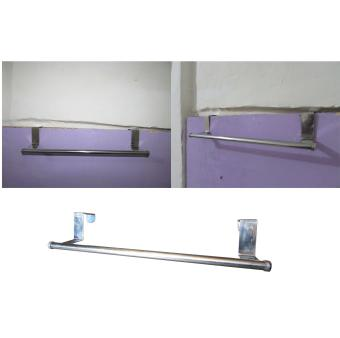 Pencari Harga Lanjarjaya Stainless Steel Gantungan Handuk Bar Kamar Mandi Tanpa Paku terbaik murah - Hanya Rp21.660
