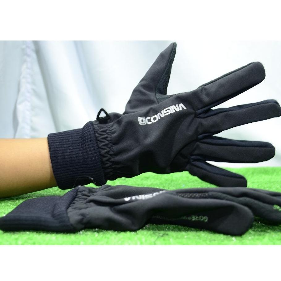 Consina Windstopper Gloves - Sarung Tangan Size L Storeratih