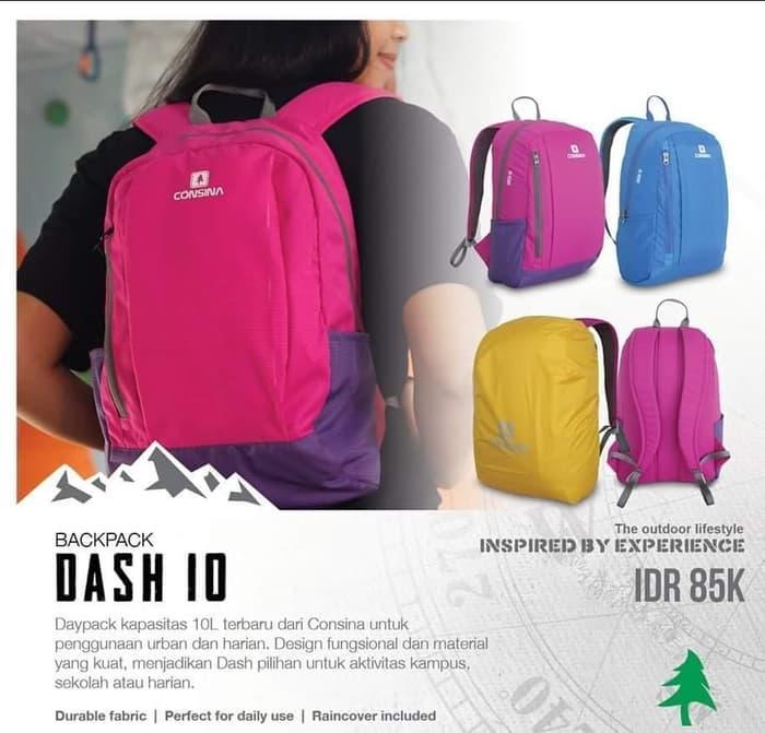 Consina Tas Dash 10L Tas Consina Original Dash 10 - Yo5j0D