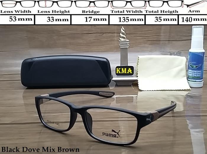 frame kacamata minus puma sport kacamata minus frame puma sport