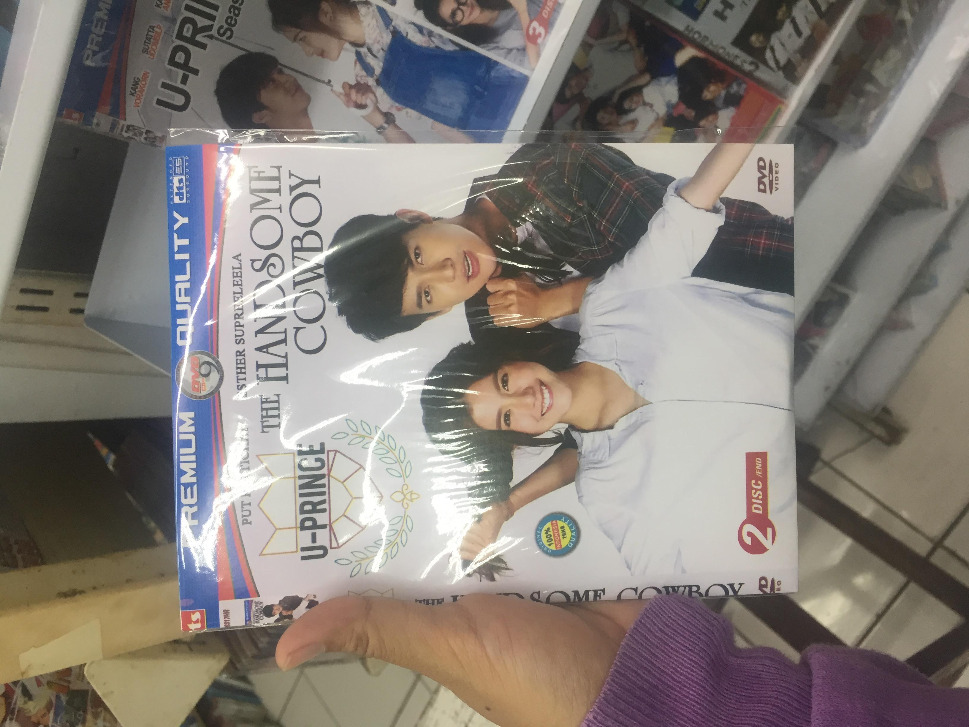 Dvd Drama Thailand U-Prince Series S.1 By Superwomenhijab.