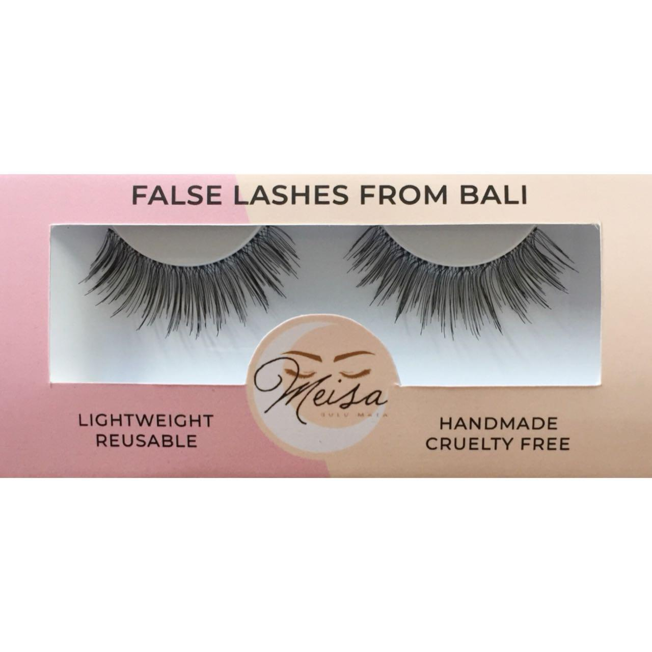 Meisa Bulu Mata Palsu tipe Claire 1 Pasang Fake Lashes False Eyelashes