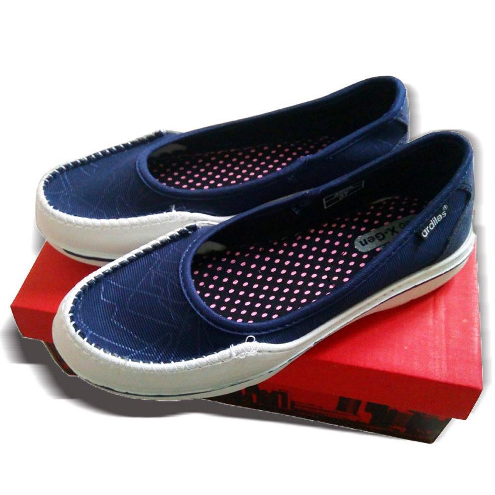 Jual Sepatu Sandal Ardiles Terbaik Kids Rosella Sneakers Biru Navy Slip On Asha Wanita Casual