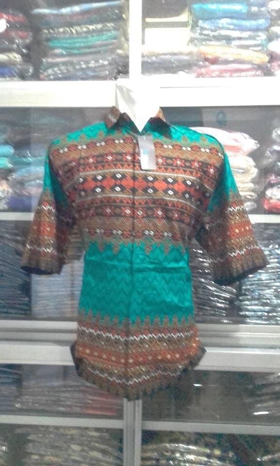 Kemeja Batik Jumbo Sidoarjo Surabaya