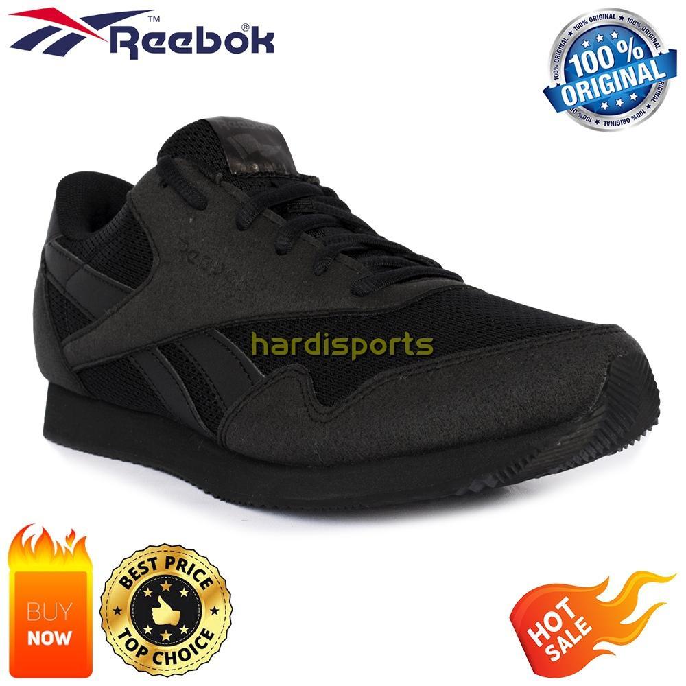 Sepatu Running Sneaker Wanita Reebok Classic Inspired LP CN1667 - Black
