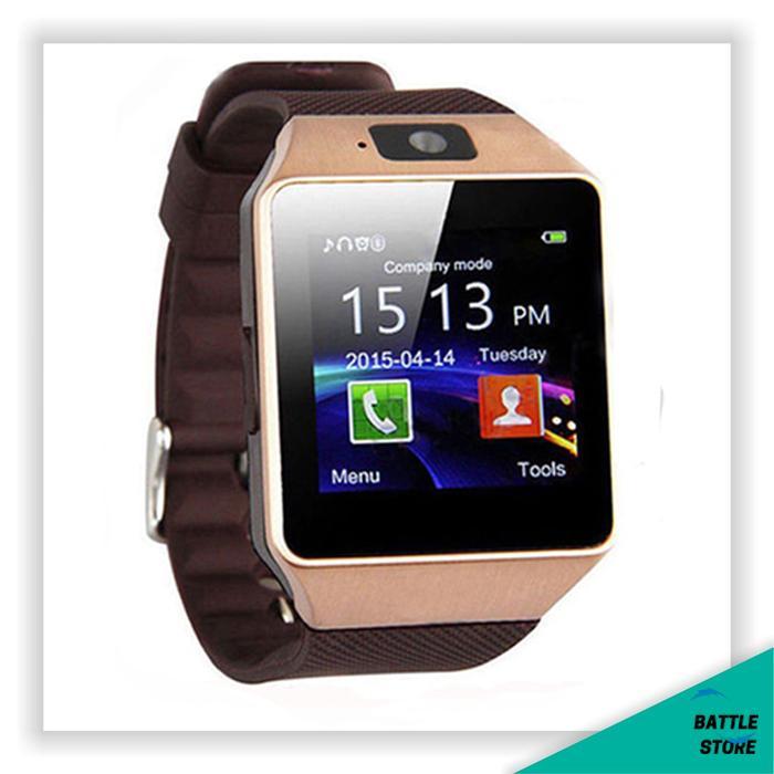 Smartwatch U9 / Smart Watch Dz09 Support Sim Card & Memory Card / Jam tangan Android