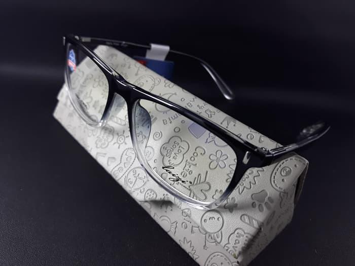 Frame Kacamata / Rayban HK225 + Lensa Normal + Box Resleting Limited!