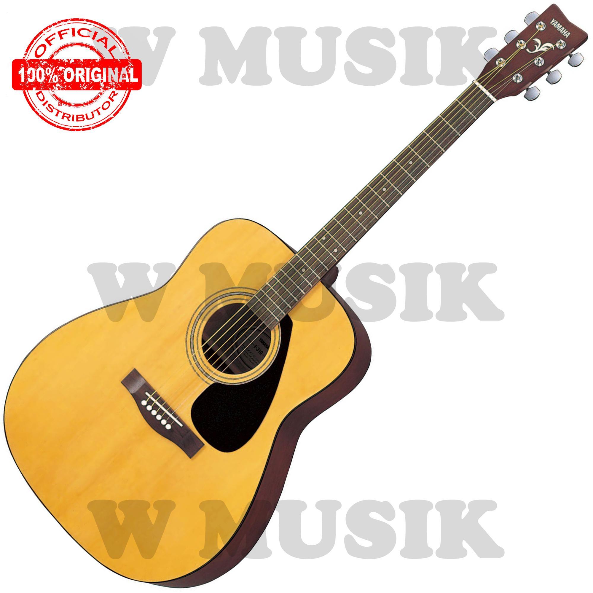 Yamaha Gitar Akustik Folk F-310 / F310 / F 310 - Natural
