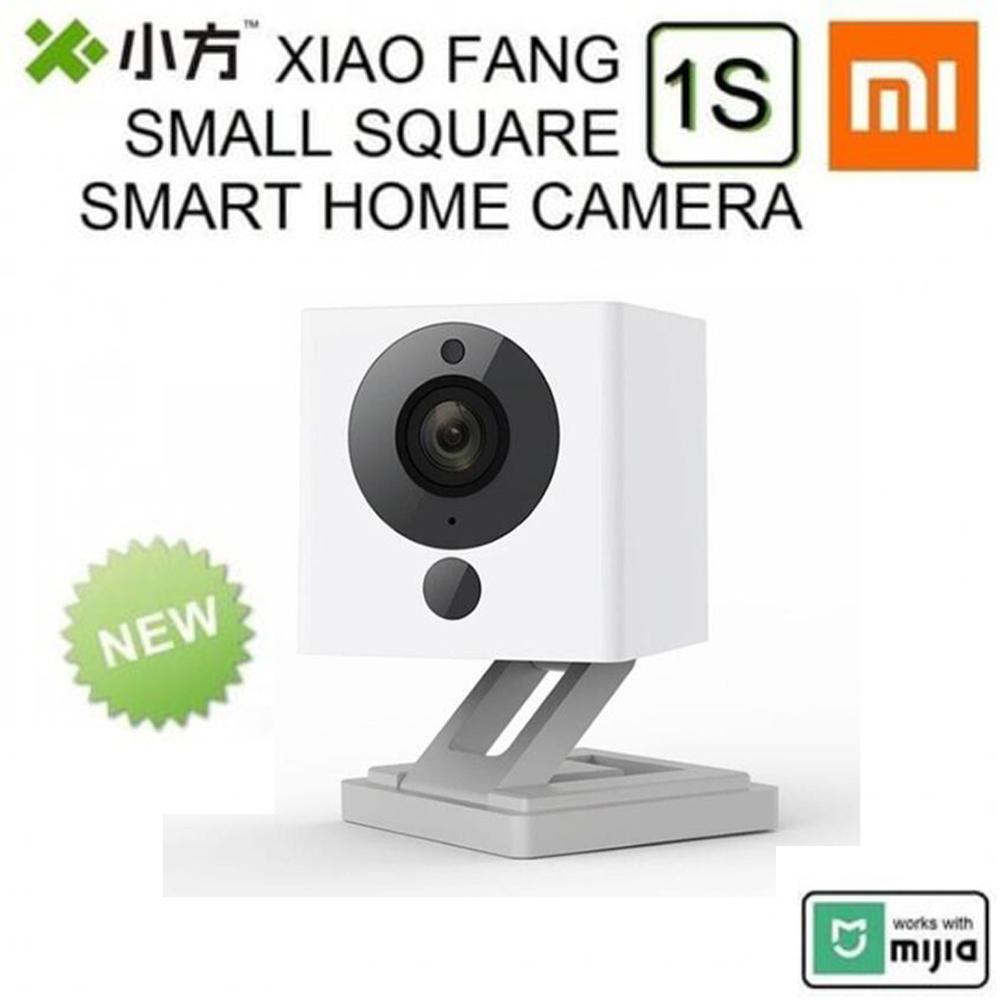 Xiaomi XiaoFang 1S Small SquareBox 1080P Smart CCTV Wifi Ip Camera - White (NEW Xiaofang 1S)
