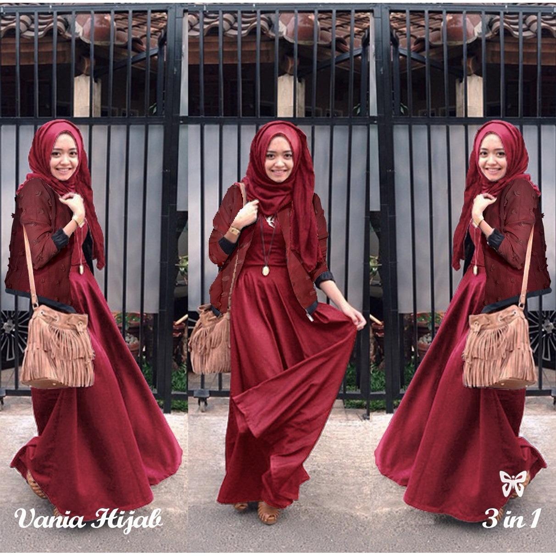 ... Super Kombinasi Renda Jessica Source · SR Collection Best Seller Couple. Source · GSD - Gamis Saten Syari / Set Vallen Batik /maxi hijab / baju muslim