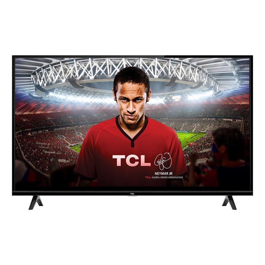 TCL 43 inch LED Full HD TV - Hitam (model: 43D3000)