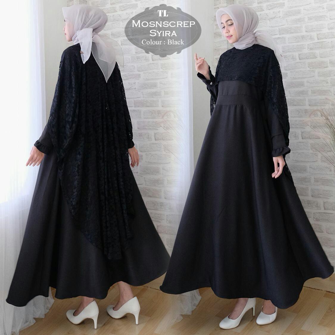 Syari i wanita - Gamis pesta - Gamis muslim wanita - Gamis wanita - Baju muslim wanita terbaru busui - Maxi wanita busui - Promo 2