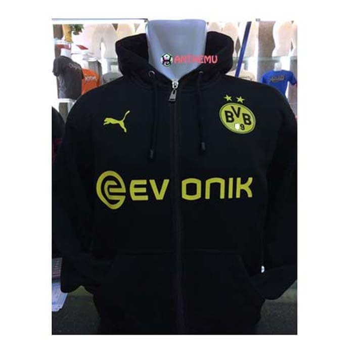 HARGA PROMO!!! Jaket Jamper DORTMUNT Liga Jerman Kloop Liverpool Merah Kuning Alat 3 - 7HuYLO