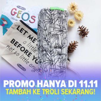 Pencarian Termurah Gratis Pouch! Size M - Malilkids Geos / Gendongan Kaos Premium / Gendongan Instan - Model Bamboo Broken White harga penawaran - Hanya ...