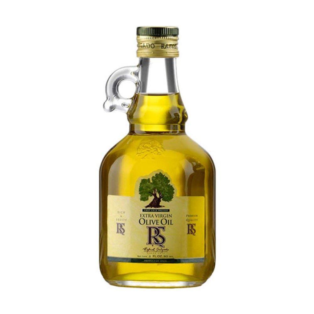 Minyak Zaitun - Minyak Zaitun Extra Virgin Olive Oil 40 ML- Minyak Zaitun Asli 100% RS, Minyak Zait