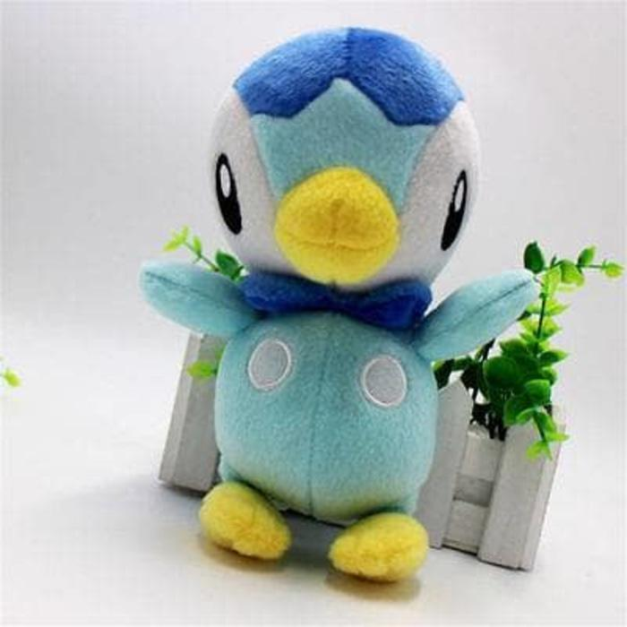 Boneka Pokemon Center Piplup Original Impor Murah (Boneka NR 8895)